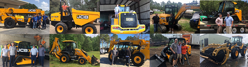 Low Country JCB - Equipment Dealer In Pooler, GA